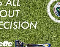 Gillette Razor: World Cup Precision