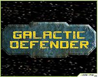 Adobe Flash Game: Galactic Defender