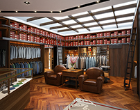 The Armoury Shop , Hong Kong