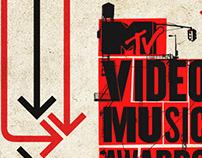 MTV International Design works (Web & Mobile)
