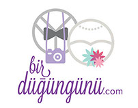 Bir Düğün Günü (Wedding Photography) - Web Design