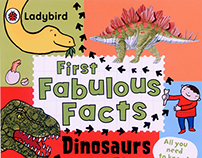 DINOSAURS  Ladybird First Fabulous Facts