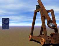 Brice 7 Animation: Catapult