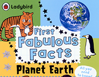 PLANET EARTH  Ladybird First Fabulous Facts