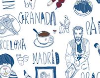 illustration project