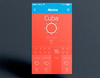 Cuba 4U App Concept - IOS