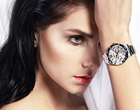 SEIKO advertorial for ELLE Indonesia June 2014