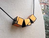 Triple Half inch cubes