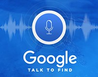 Google | Talk To Find
