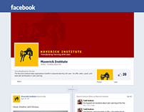 Facebook Page Design - Maverick Institute