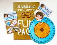 Harriet the Spy's Fun Pack