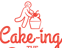 Logo for Cake-ing the Biscuit