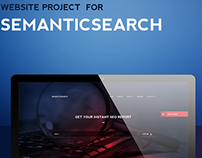 Semantic Search Agency web project