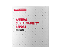 2013 NCSU Sustainability Report