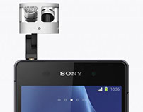 Sony – Smartphone Stereo Microphone