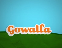 Gowalla Animation (personal)