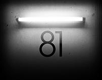 SWAMP 81 - Website Design