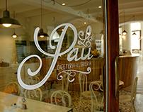 """Café-Bookshop """"la Pau"""""""
