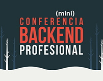 Mini conferencia Backend profesional