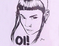 Misc Ink Drawings