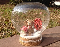 P is for PPP - Snowglobe