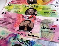 2014 Lander Riverfest Dollars