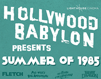 HOLLYWOOD BABYLON: Summer of 1985