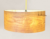 kitchens lamp - birch