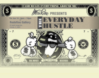 The Everyday Hustle : Exhibition @ Redefine Gallery
