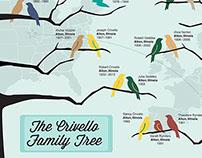 Family Tree Infographic
