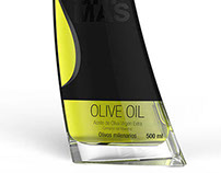 Lágrimas / Olive oil