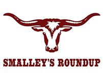 Logo, Biz Cards, Web Graphic – Smalley's Roundup