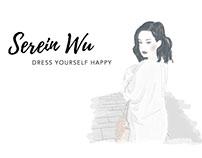 Youtube Channel Art | Serein Wu