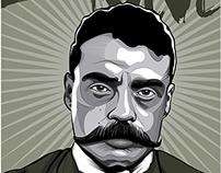 Zapata Poster - TrincheraCreativa
