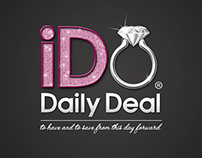 iDo Daily Deals Logo Design