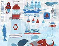 Sea Change Wall Art