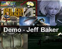 Demo Reel - Jeff Baker
