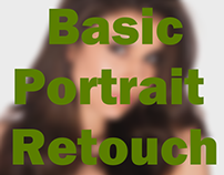 Basic Portrait Retouch