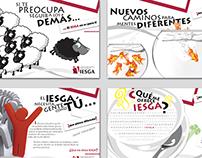 Campaña de Posicionamiento - IESGA