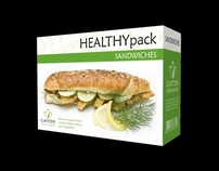 Package Design - Claytons Healthy packs