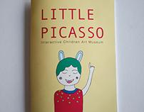 Little Picasso Environmental Branding