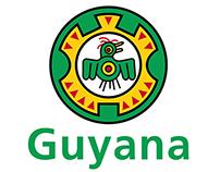 Isologotipo para la República Cooperativa de Guyana