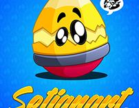 Logo Setianart (Diseñador Grafico)