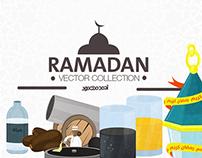 Ramadan Vector Collection Free