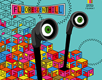Fluorescent Hill Demo Reel DVD Cover