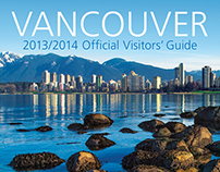 Tourism Vancouver : Official Visitors' Guide