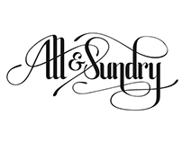 All & Sundry Type