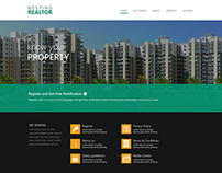 Real Estate Project Concept