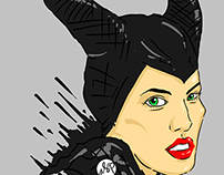 Falling in love with Maleficent
