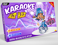 Box Cover - Karaoke Kids